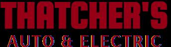 Thatcher's Auto Electric